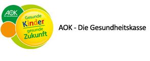 Unterstützer alphaPROF: AOK-Die Gesundheitskasse