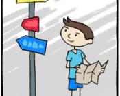 Navigation Rechtschreibung
