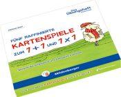 Fünf raffinierte Mathe-Kartenspiele vom Mildenberger Verlag
