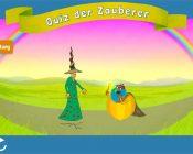 """""""Quiz der Zauberer"""" Onlinespiel zum Leseverständnis"""