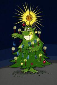 Gehören digitale Geräte unter den Weihnachtsbaum?