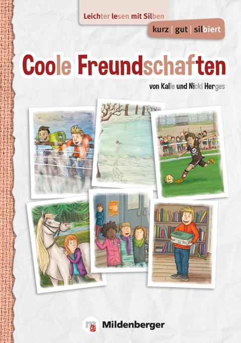 """""""kurz/gut/silbiert"""" – Buchreihe für schwächer Leser"""