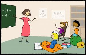 Bild: Gemeinsam lernen / Praxisreader