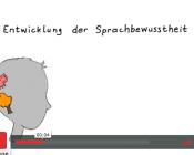"""Animation """"Sprachbewusstheit"""""""