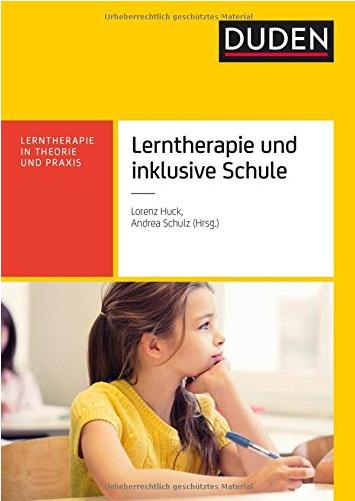 Cover: Lerntherapie und inklusive Schule