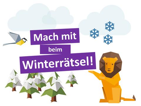 Ökoleo Winterrätsel