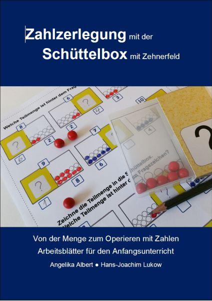 Cover Schüttelbox-Arbeitsheft