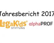 Jahresbericht 2017 Legakids alphaprof 2