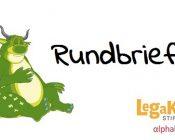 LegaKids alphaPROF Rundbrief Newsletter