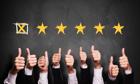 5 Sterne für Online-Fortbildung alphaPROF