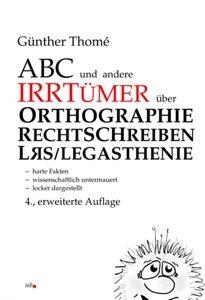 Literatur zu LRS: Günther Thomé