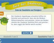 """Lernspiel """"Quiz der Zauberer"""""""