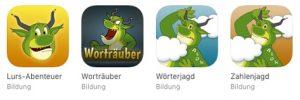 Die LegaKids-Apps