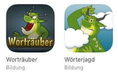 Wortraueber_und_Woerterjagd / Actionspiele