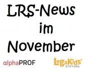 LRS-News-Legakids-Rundbrief