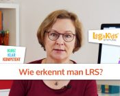 Wie erkennt man LRS