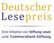 Deutscher Lesepreis 2019