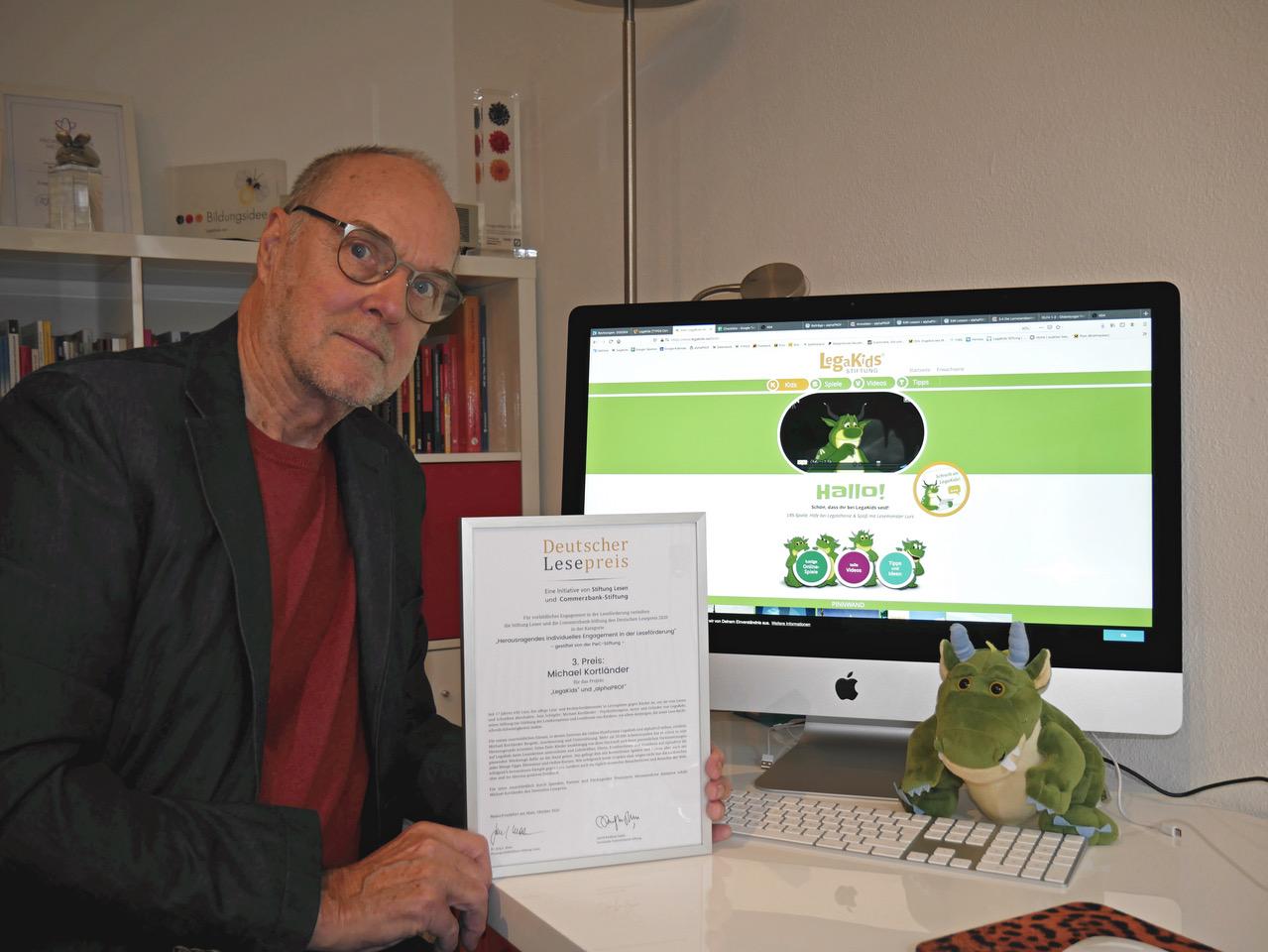 Michael Kortländer / Spenden im Advent
