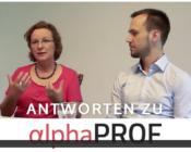 Video alphaPROF